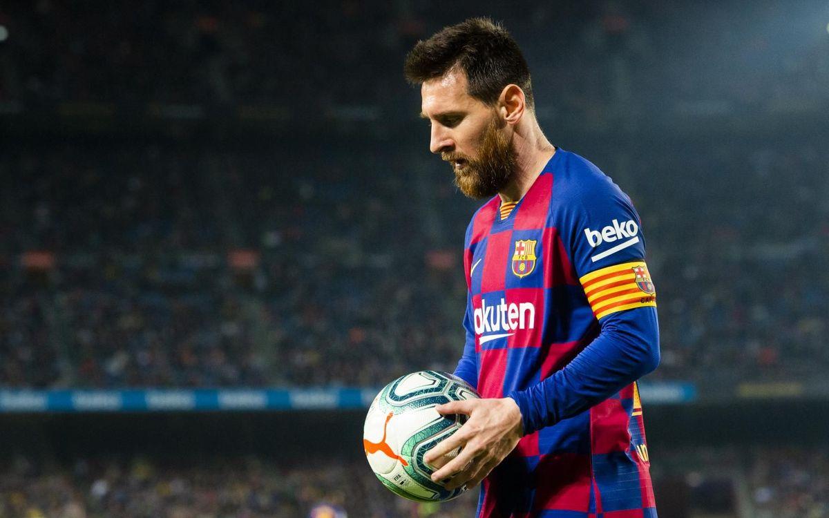 Messi muốn ra đi nhưng lại gặp trở ngại rất lớn về pháp lý với câu lạc bộ chủ quản